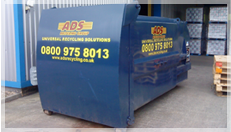 Skip Hire in Warrington.